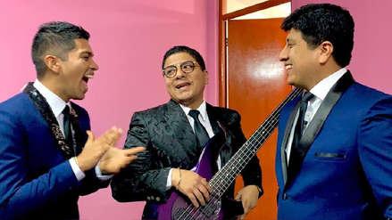 Grupo 5 incluyó a una percusionista en la orquesta durante show en Piura