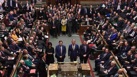 Reino Unido | La Cámara de los Comunes aprueba celebrar elecciones generales anticipadas el 12 de diciembre