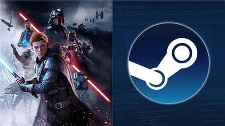 ¡Es oficial! EA anuncia el regreso de sus juegos a Steam con la llegada de Star Wars Jedi: Fallen Order a la plataforma