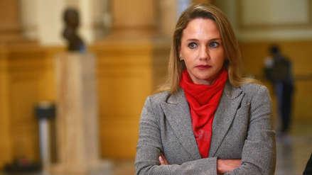 Apelación de Luciana León por allanamiento es admitida a trámite