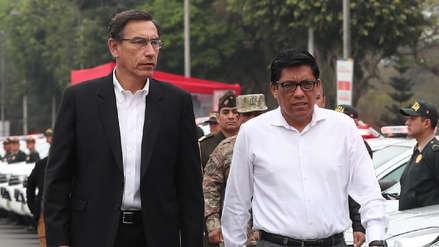 Vicente Zeballos presentará este miércoles las políticas generales del Gobierno en Palacio