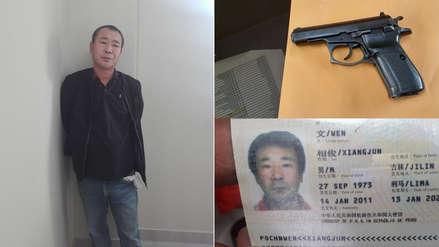 San Miguel: ciudadano chino es asesinado de un disparo en la cabeza por extrabajador de su empresa