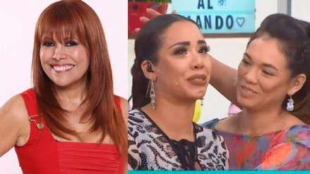 Magaly Medina sobre Mirella Paz y su salida de la TV:
