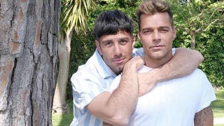 Ricky Martin y su esposo Jwan presentan en Instagram a su cuarto hijo