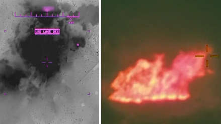 El Pentágono difunde primeras imágenes y detalles del operativo contra Al Bagdadi