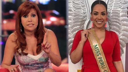 Magaly Medina sobre Mirella Paz: