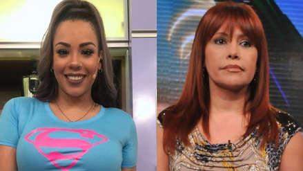 Mirella Paz respondió a las burlas de Magaly Medina: