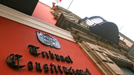 Zeballos: Ejecutivo tiene hasta el 15 de diciembre para enviar argumentos al TC por demanda competencial