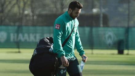 Werder Bremen dio a conocer la fecha del retorno de Claudio Pizarro