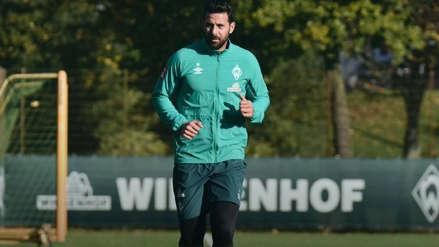 Claudio Pizarro decidió cuándo se retirará del fútbol