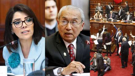 Aramayo asegura que se apartó de Fuerza Popular por caso Chávarry y elección del TC