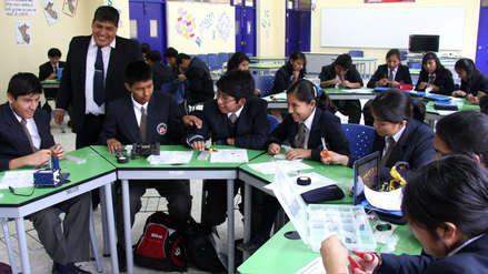 Colegios de Alto Rendimiento facilitarán ingreso de escolares de zonas rurales
