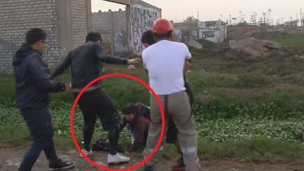 Chorrillos: Camarógrafo es agredido por jóvenes a la salida de fiesta de Halloween