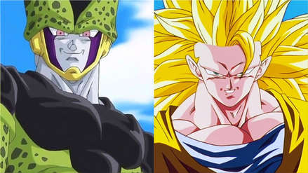 Dragon Ball Super This Is How Cell And Goku Saw Super