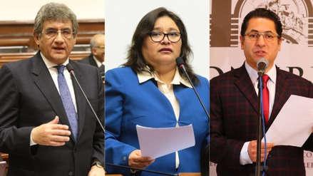 Juan Sheput, Salvador Heresi y Janet Sánchez postularán en las elecciones del 2020, anuncia Violeta