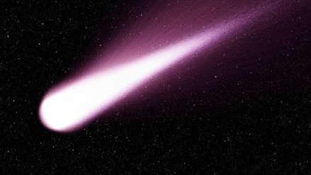 """Astrónomos encuentran """"agua alienígena"""" en un cometa interestelar"""