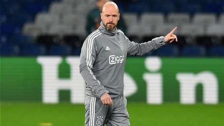Erik Ten Hag le cierra las puertas a una posible oferta del Bayern Munich: