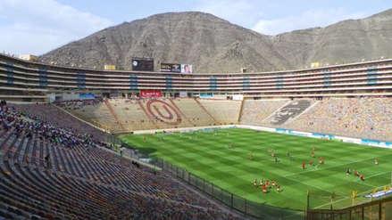 ¡Cambio de último momento! Universitario vs. Ayacucho FC se jugará en el Estadio Monumental