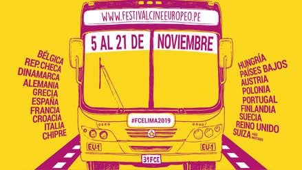 Festival de Cine Europeo: Más de 100 películas extranjeras se proyectarán en Lima y provincias