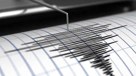 Un sismo de 6.1 de magnitud se registró esta tarde en el centro de Chile