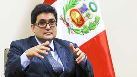 Procurador Ramírez sobre pago a Odebrecht: