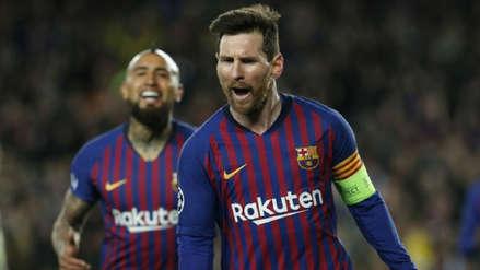 Lionel Messi insiste: