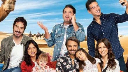 Eugenio Derbez arrepentido de hacer un reality show con su familia: