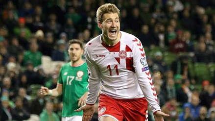 """Nicklas Bendtner aseguró que las fiestas con mujeres eran una """"tradición"""" en la Selección danesa"""
