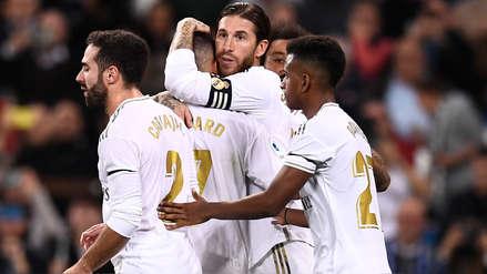Sin Vinicius Junior: Real Madrid publicó su lista de concentrados para el partido ante Galatasaray