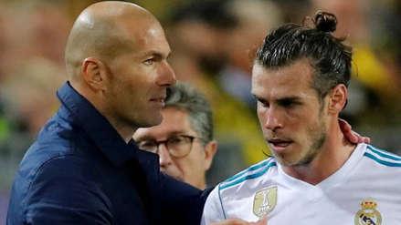 Zinedine Zidane sorprendió con declaración sobre el futuro de Gareth Bale