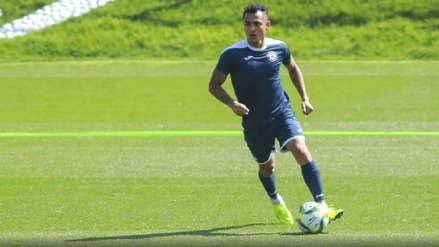 ¡Atención Gareca! Yoshimar Yotún volvió a entrenar con Cruz Azul tras recuperarse de lesión
