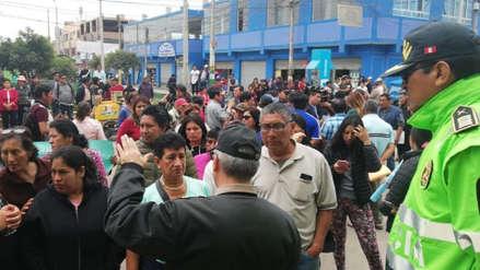 Pobladores piden retiro de todo el personal de la Comisaría de Paramonga tras denuncia de violación - RPP