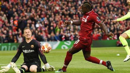 Sadio Mané reveló el secreto de la remontada de Liverpool ante Barcelona