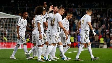 Real Madrid 6-0 Galatasaray: resultado, resumen y goles del partido por Champions League