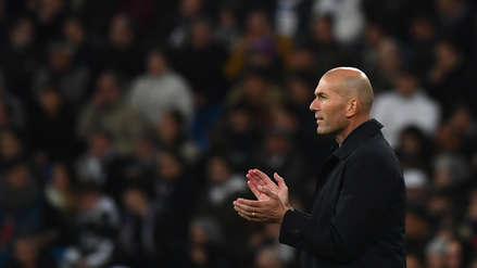 Zinedine Zidane tras el 'hat trick' perfecto de Rodrygo con el Real Madrid: