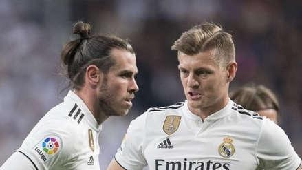 Toni Kroos criticó duramente a Gareth Bale por irse a la Selección de Gales