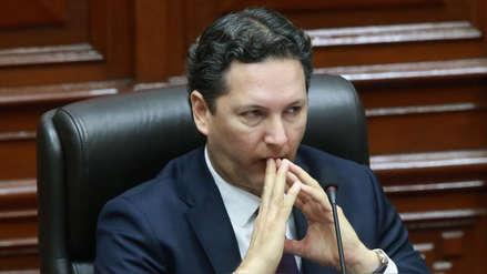 """Daniel Salaverry: """"Siempre me opuse y critiqué públicamente el blindaje a Chávarry"""""""