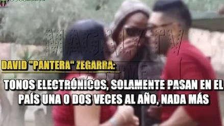"""""""La curiosidad mató al gato"""": David 'Pantera' Zegarra admitió que consumió droga sintética en una fiesta"""