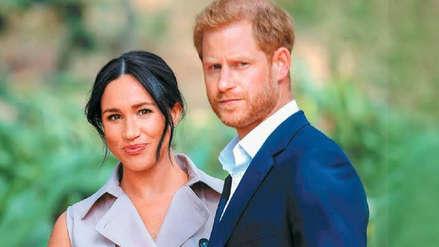 El príncipe Harry y Meghan Markle denuncian a diarios británicos por acoso telefónico
