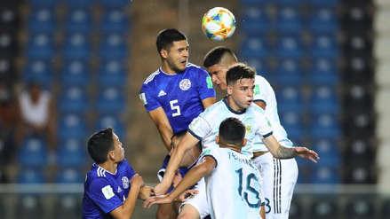 ¡Le dio vuelta! Paraguay venció 3-2 a Argentina y lo eliminó del Mundial Sub 17