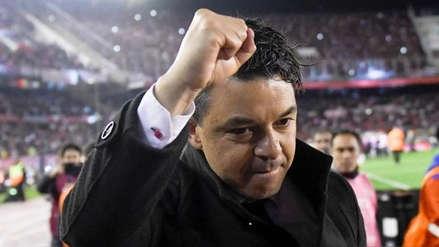 Marcelo Gallardo fue tajante sobre los rumores que lo acercan a Barcelona