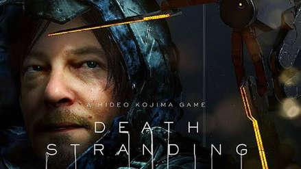 Death Stranding: El nuevo título del aclamado Hideo Kojima ya esta disponible para PlayStation 4