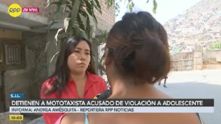 Hermana de menor víctima de violación en un mototaxi reveló que ya había interpuesto una denuncia por acoso