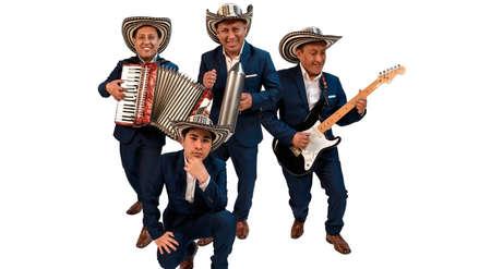 La mítica agrupación de cumbia Cuarteto Continental regresa al ritmo de