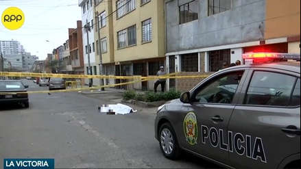 La Victoria: Abandonan cadáver de un hombre en urbanización Balconcillo