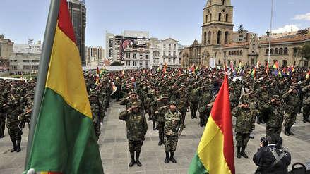 Las Fuerzas Armadas de Bolivia: