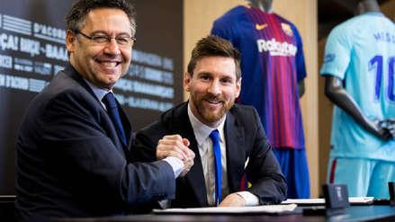 Barcelona ofrecerá un contrato indefinido a Lionel Messi