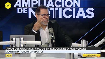 Militante aprista en EE.UU.: Elías Rodríguez y Mauricio Mulder