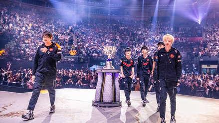 China sigue dominando: FunPlus Phoenix es el campeón mundial de League of Legends
