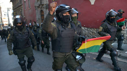 Fuerzas Armadas sugieren a Evo Morales renunciar a la presidencia para pacificar Bolivia